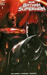 DC Comics's Batman / Superman Issue # 1frankies-a