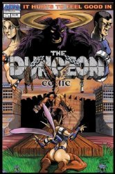 BSX22 Studios's The Dungeon Comic Issue # 1