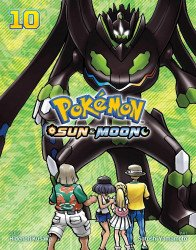 Viz Media's Pokemon: Sun & Moon Soft Cover # 10