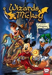 JY's Wizards of Mickey Soft Cover # 1
