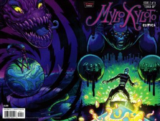 Bongo Comics's Mylo Xyloto Comics Issue # 2