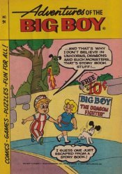 Timely Comics's Adventures of Big Boy Issue # 91east
