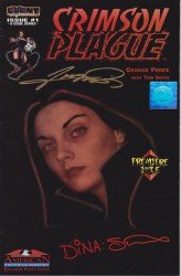 Event Comics's Crimson Plague Issue # 1d