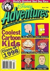 Disney Comics's Disney Adventures Issue V8-5
