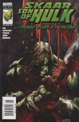 Marvel Comics's Skaar, Son of Hulk Presents: Savage World of Sakaar Issue nn-b