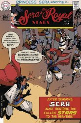 Vault Comics's Sera and the Royal Stars Issue # 1c