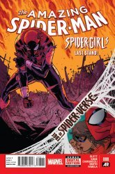 Marvel's The Amazing Spider-Man Issue # 8