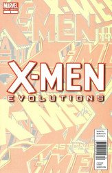 Marvel Comics's X-Men: Evolutions Issue # 1b