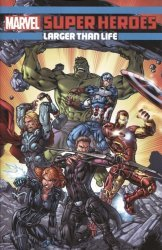 Marvel Comics's Marvel Super Heroes: Larger Than Life TPB # 1