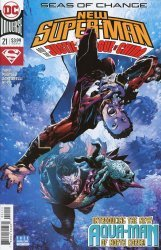 DC Comics's New Super-Man & The Justice League of China Issue # 21