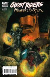 Marvel's Ghost Riders: Heaven's on Fire Issue # 3