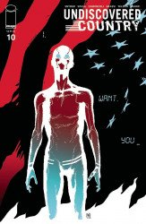 Image Comics's Undiscovered Country Issue # 10b