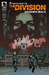 Dark Horse Comics's Tom Clancy's The Division: Extremis Malis Issue # 2