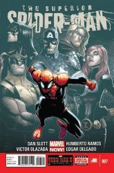 Marvel Comics's The Superior Spider-Man Issue # 7