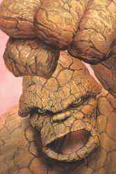 Marvel Comics's Fantastic Four Issue # 1alex ross art-f