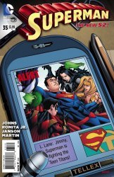 DC Comics's Superman Issue # 35c
