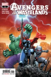 Marvel Comics's Avengers of the Wastelands Issue # 1