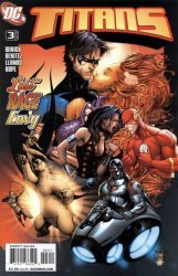 DC Comics's Titans Issue # 3