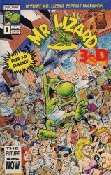 Now Comics's Mr. Lizard: 3-D Special Special # 1