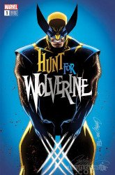 Marvel Comics's Hunt for Wolverine Issue # 1fan expo