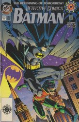 DC Comics's Detective Comics Issue # 0b
