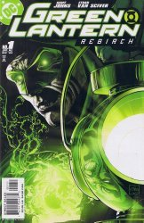 DC Comics's Green Lantern: Rebirth Issue # 1