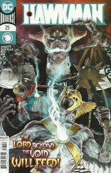 DC Comics's Hawkman Issue # 25