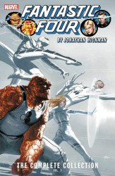 Marvel Comics's Fantastic Four by Jonathan Hickman: Complete Collection TPB # 3