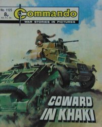 D.C. Thomson & Co.'s Commando: War Stories in Pictures Issue # 1125
