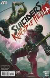 Vertigo's Suiciders: Kings of HelL.A. Issue # 4