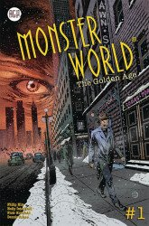 American Gothic Press's Monster World: The Golden Age Issue # 1