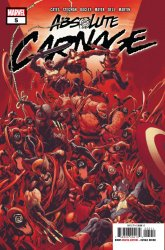 Marvel Comics's Absolute Carnage Issue # 5