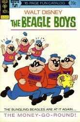 Gold Key's Beagle Boys Issue # 19b