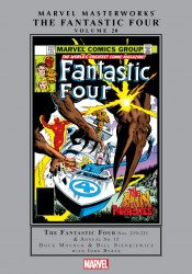 Marvel Comics's Marvel Masterworks: The Fantastic Four Hard Cover # 20