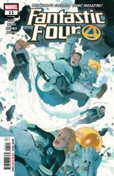 Marvel Comics's Fantastic Four Issue # 11
