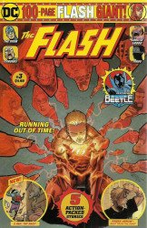 DC Comics's The Flash Giant Giant Size # 3