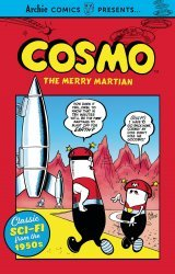 Archie Comics Group's Cosmo the Merry Martian TPB # 1