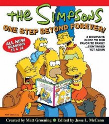 Harper Collins's Simpsons: One Step Beyond Forever! - A Complete Guide to Our Favorite Family Continued Yet Again Soft Cover # 1