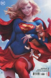 DC Comics's Supergirl Issue # 26b