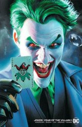 DC Comics's Joker: Year of the Villain Issue # 1comic mint-b