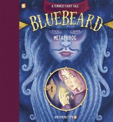 Papercutz's Bluebeard Hard Cover # 1