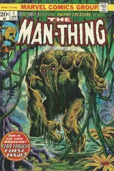 Marvel Comics's Man-Thing Issue # 1