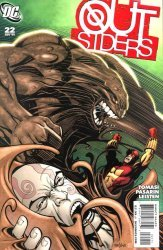 DC Comics's Outsiders Issue # 22