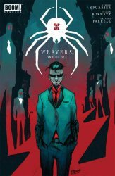 BOOM! Studios's Weavers Issue # 1