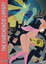 Secret Acres's The Marchenoir Library Soft Cover # 1