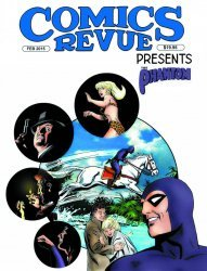 Manuscript Press's Comics Revue Presents Issue # 33