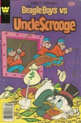 Whitman's Beagle Boys vs. Uncle Scrooge Issue # 11