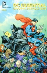 DC Comics's DC Entertainment: Essentials and Chronology Issue # 2016