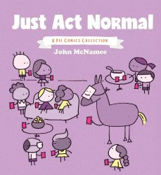 Oni Press's Just Act Normal Soft Cover # 1