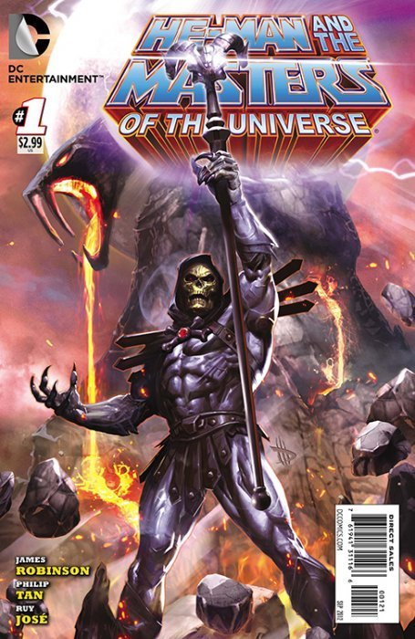 he man and the masters of the universe 6 dc comics